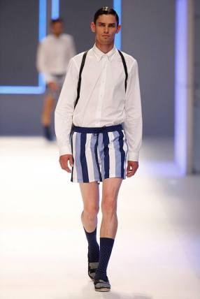 Punto Blanco Spring 2016 Menswear Barcelona638