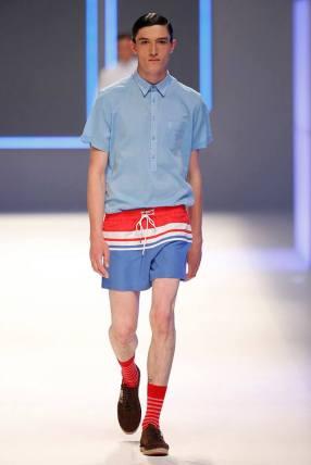 Punto Blanco Spring 2016 Menswear Barcelona639