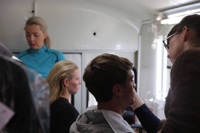 Behind The Scenes at Selected Campaign F/W 2015-16