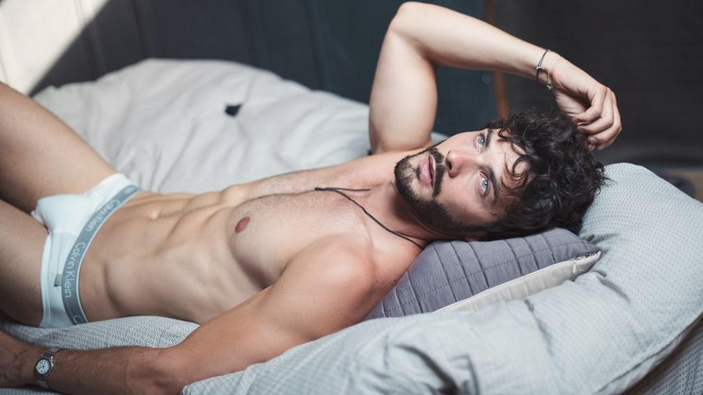"Anthony ""Sensitive Sensible"" Fashionably Male Exclusive shot by Bruno Martinez."
