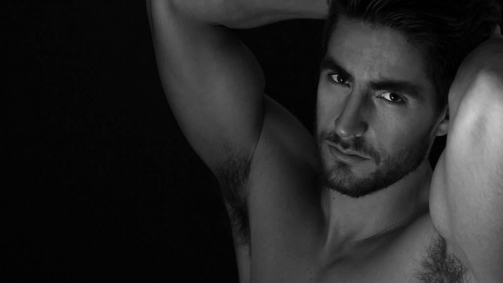 New model to present al over the world, meet Juan José Letnic shot by René de la Cruz.