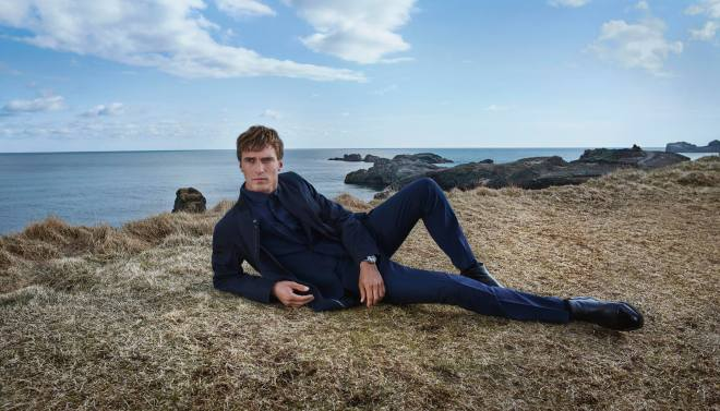 new Autumn campaign has finally launched. So what better way to show off this impeccably sartorial new collection, other than with the official SELECTED Autumn video, featuring international models Clément Chabernaud and Emily Baker