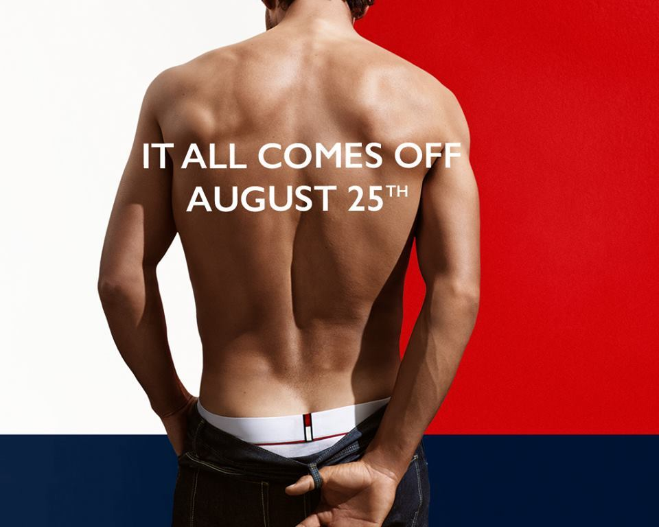 Spanish tennis great Rafael Nadal stuns in the new Tommy Hilfiger 2015 Underwear Campaign.