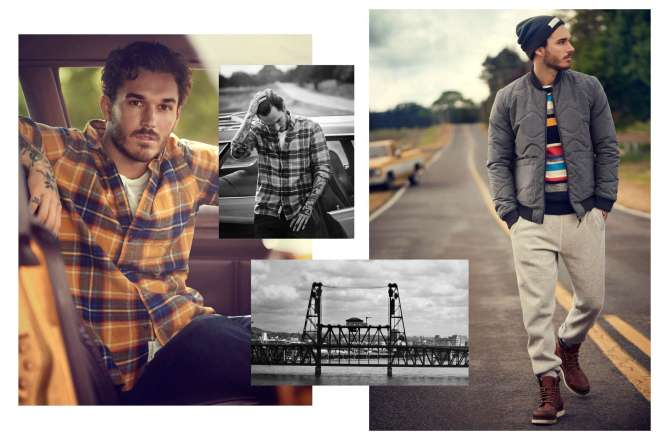 Mixing casual wear with modern classics. Versatility and elegance conquer the male wardrobe