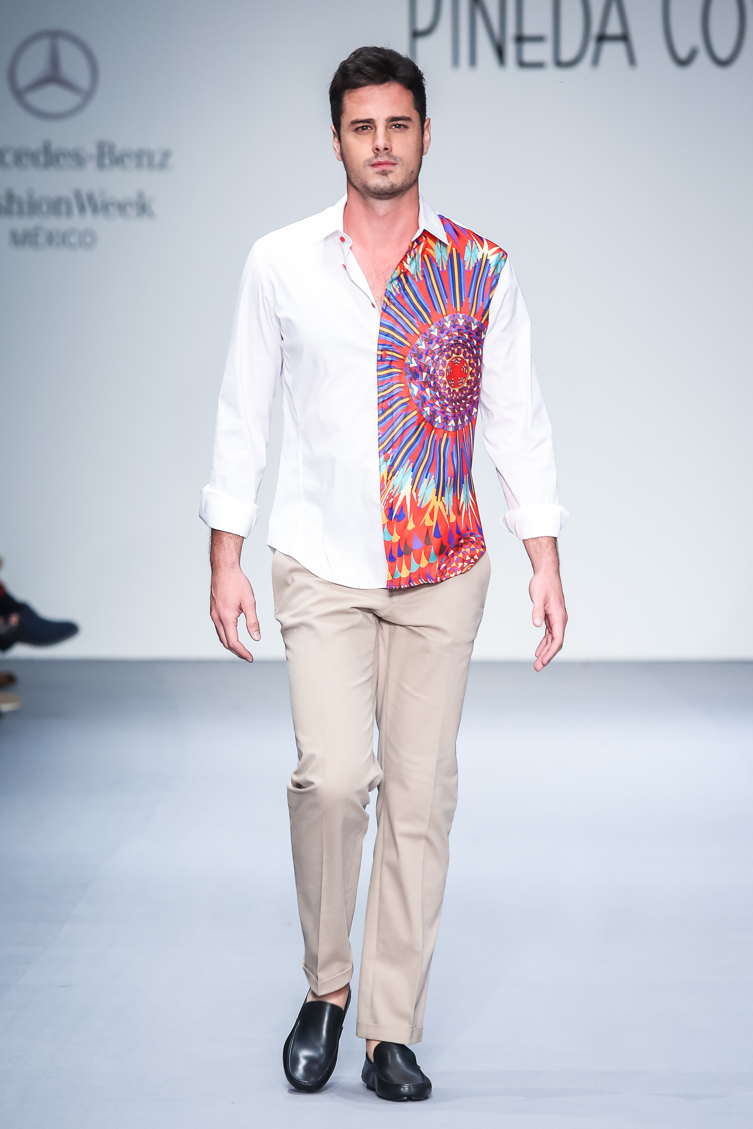 Pineda Covalin S S16 Mexico City Fashionably Male