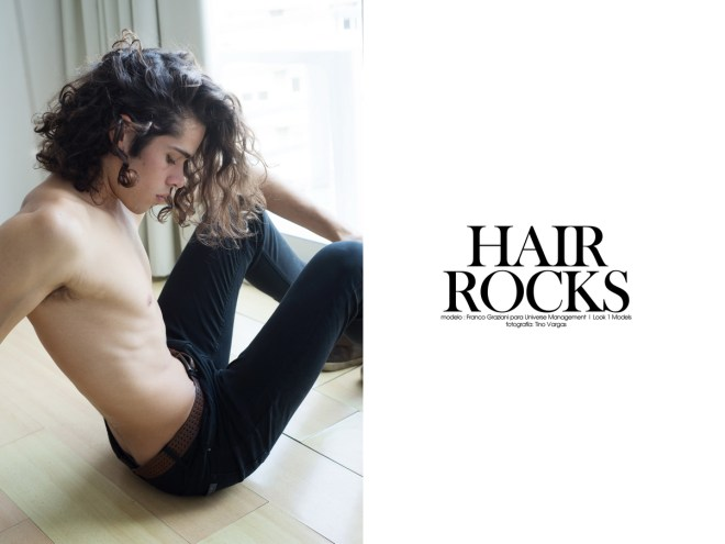 Recently photographer Tino Vargas traveled to Argentina and contacte with stunning male model Franco Graziani from Universe Management and Look 1 models, please check it out.