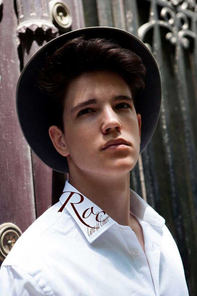 Introducing a new male model Roc Sardau from Marlene models by Gavin Harrison Photography, shot in Barcelona