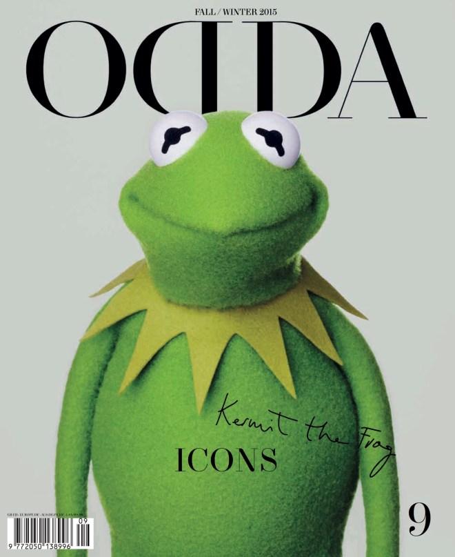 Kermit the Frog by Dominick Guillemot