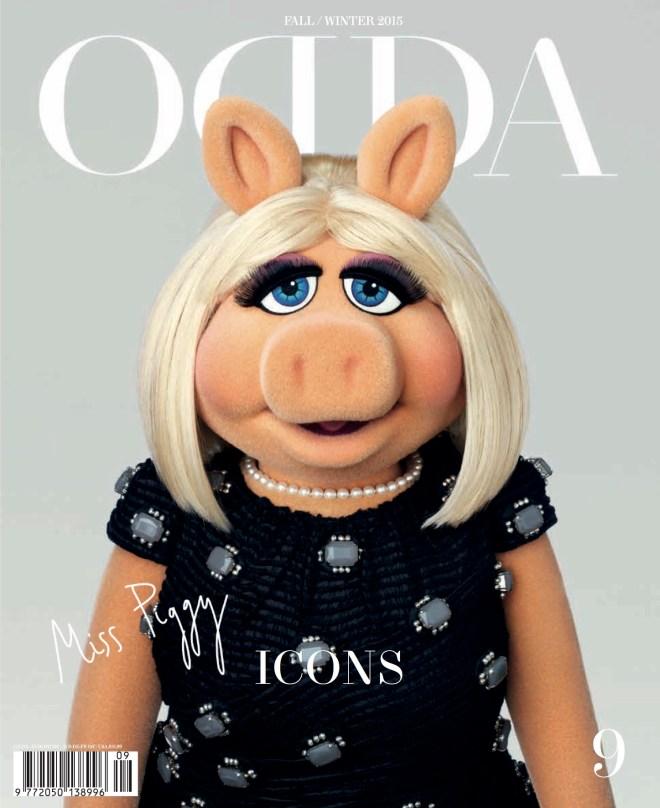 Miss Piggy by Dominick Guillemot