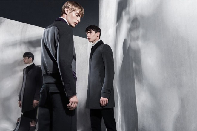 Simon Van Meervenne & Baptiste Radufe star in the latest campaign for World We Made. The models, photographed by Zeb Daemen, wear the new proposals of the brand for this season.