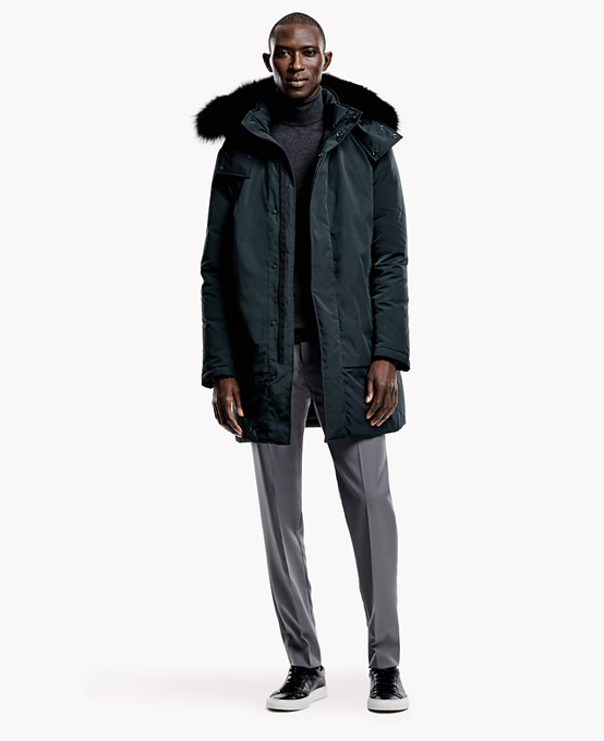 Theory The October Edit Coat Menswear Collection012