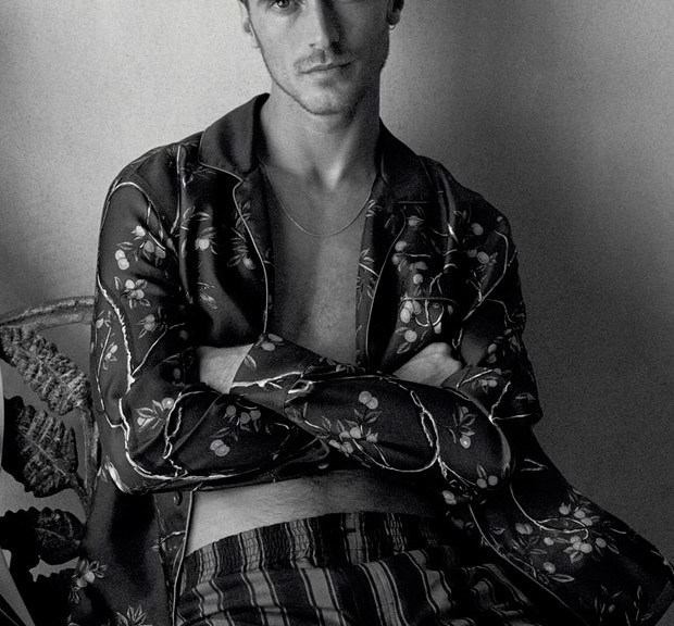 Clement Chabernaud photographed by Josh Olins and styled by Clare Richardson, for the latest issue of WSJ magazine.