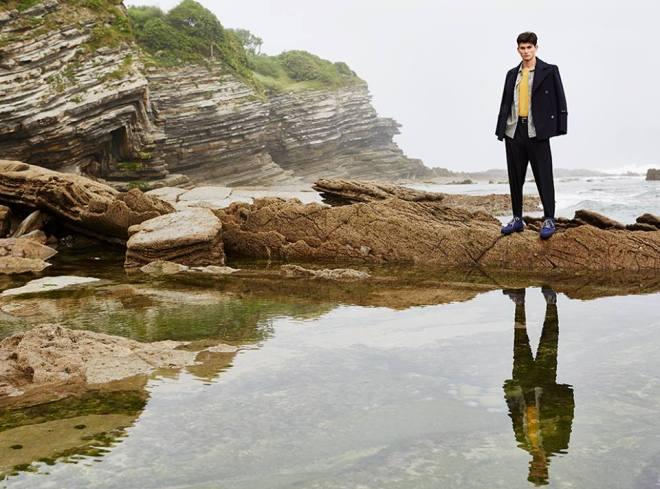 Magazine La Vanguardia November (2nd. week) Al Natural Photographer: Noemí de la Peña.  Stylist: Fermín Gilles.