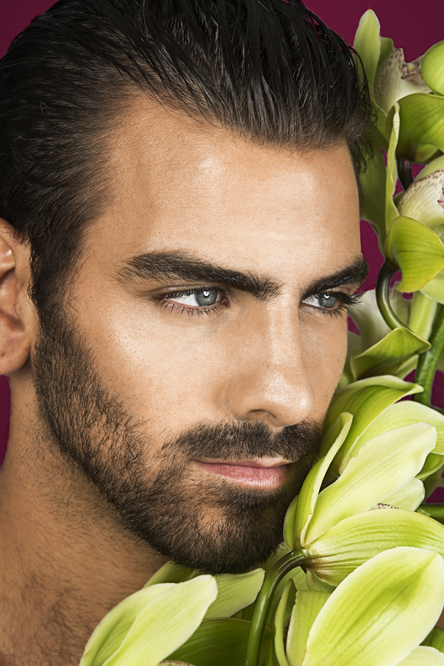 Everybody loves Nyle DiMarco, lately photographer Eric Pietrangolare has captured Nyle from ANTM #22 shooting for different magazines. Here's a sneak peek from their work toget