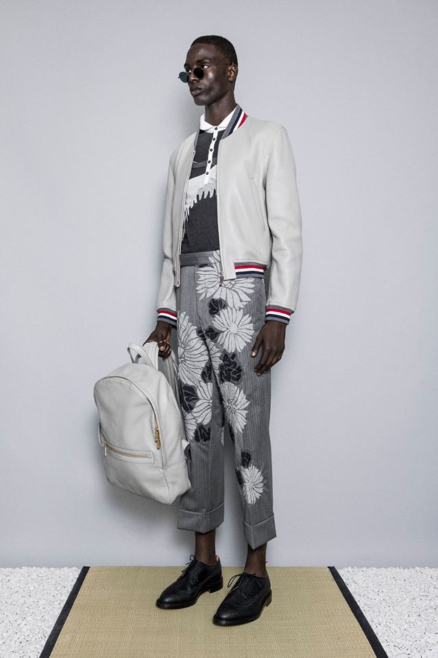 Thom Browne SS2016 mens collection006