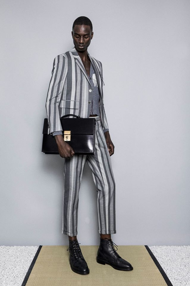 Thom Browne SS2016 mens collection009