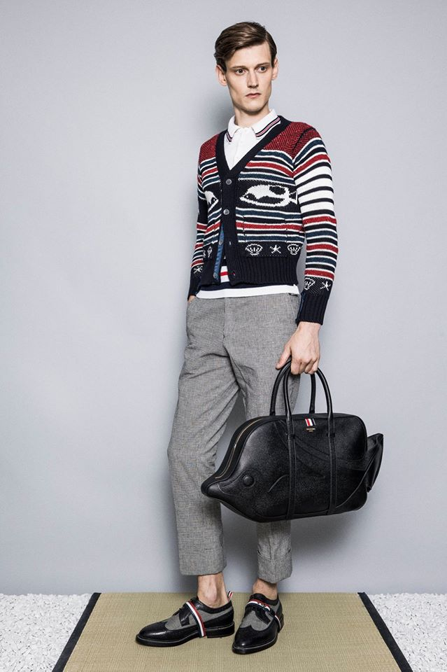 Thom Browne SS2016 mens collection010
