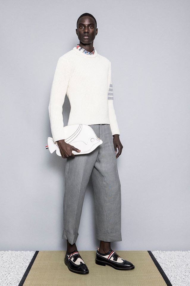 Thom Browne SS2016 mens collection011