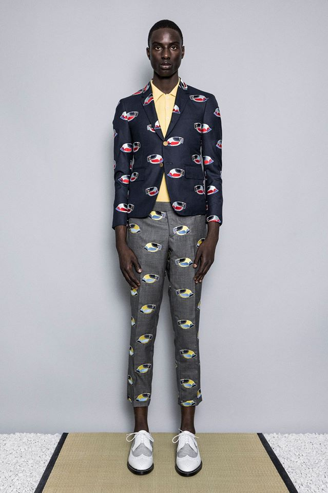 Thom Browne SS2016 mens collection015