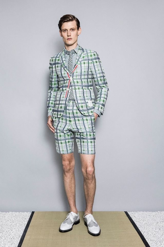 Thom Browne SS2016 mens collection017