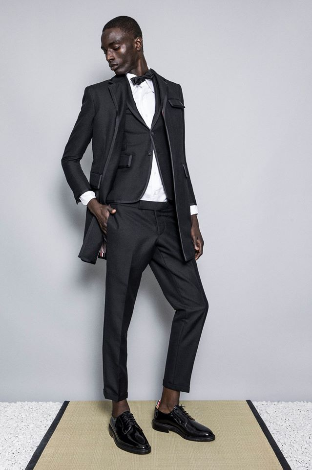 Thom Browne SS2016 mens collection021