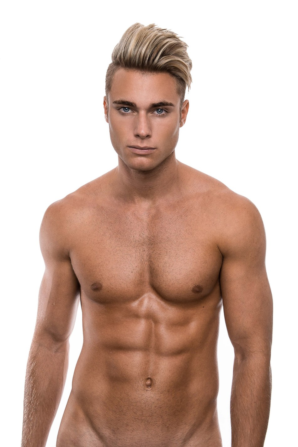 Come on and meet model Eric Hagberg he's from Front Management and this portrait was taken by Fritz Yap.
