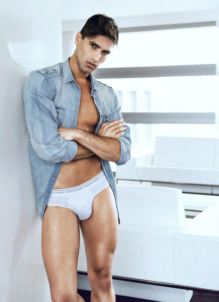Fabio Mancini for Pierre Cardin Underwear Collection 2016910