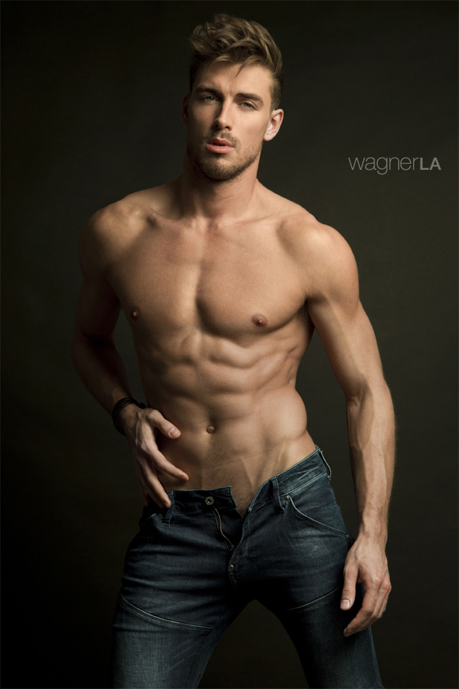 He's Dima Gornovskyi in a photography by David Wagner971