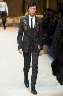 Dolce Gabbana FW 16 Milan (1)