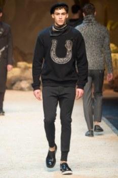 Dolce Gabbana FW 16 Milan (12)