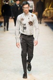 Dolce Gabbana FW 16 Milan (16)