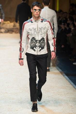Dolce Gabbana FW 16 Milan (18)