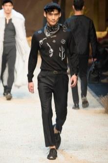 Dolce Gabbana FW 16 Milan (36)
