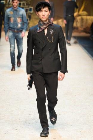 Dolce Gabbana FW 16 Milan (43)