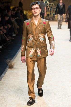 Dolce Gabbana FW 16 Milan (56)
