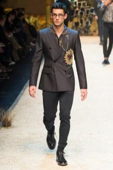Dolce Gabbana FW 16 Milan (62)