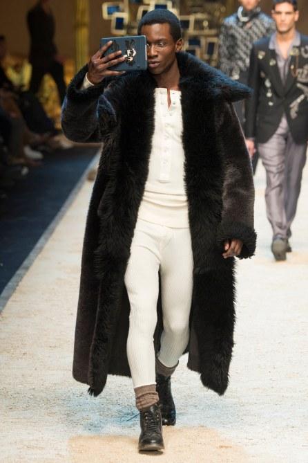 Dolce Gabbana FW 16 Milan (65)