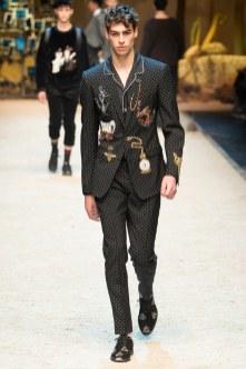 Dolce Gabbana FW 16 Milan (7)