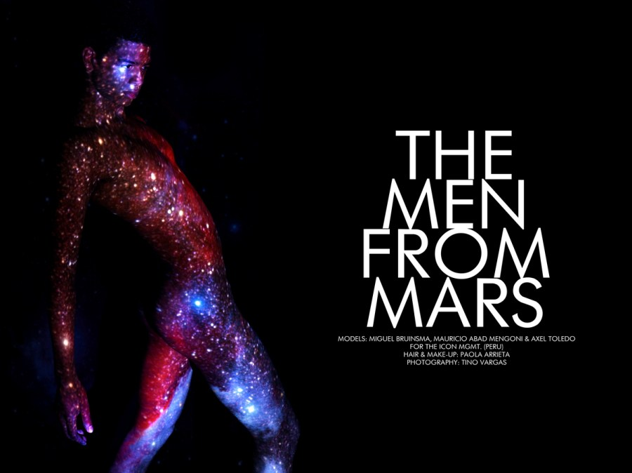 THE MEN FROM MARS