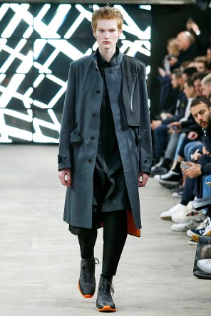 Y3 Paris Menswear Fall Winter 2016 January 2016