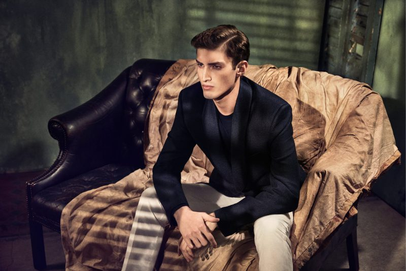 Gieves & Hawkes - Spring/Summer 2016