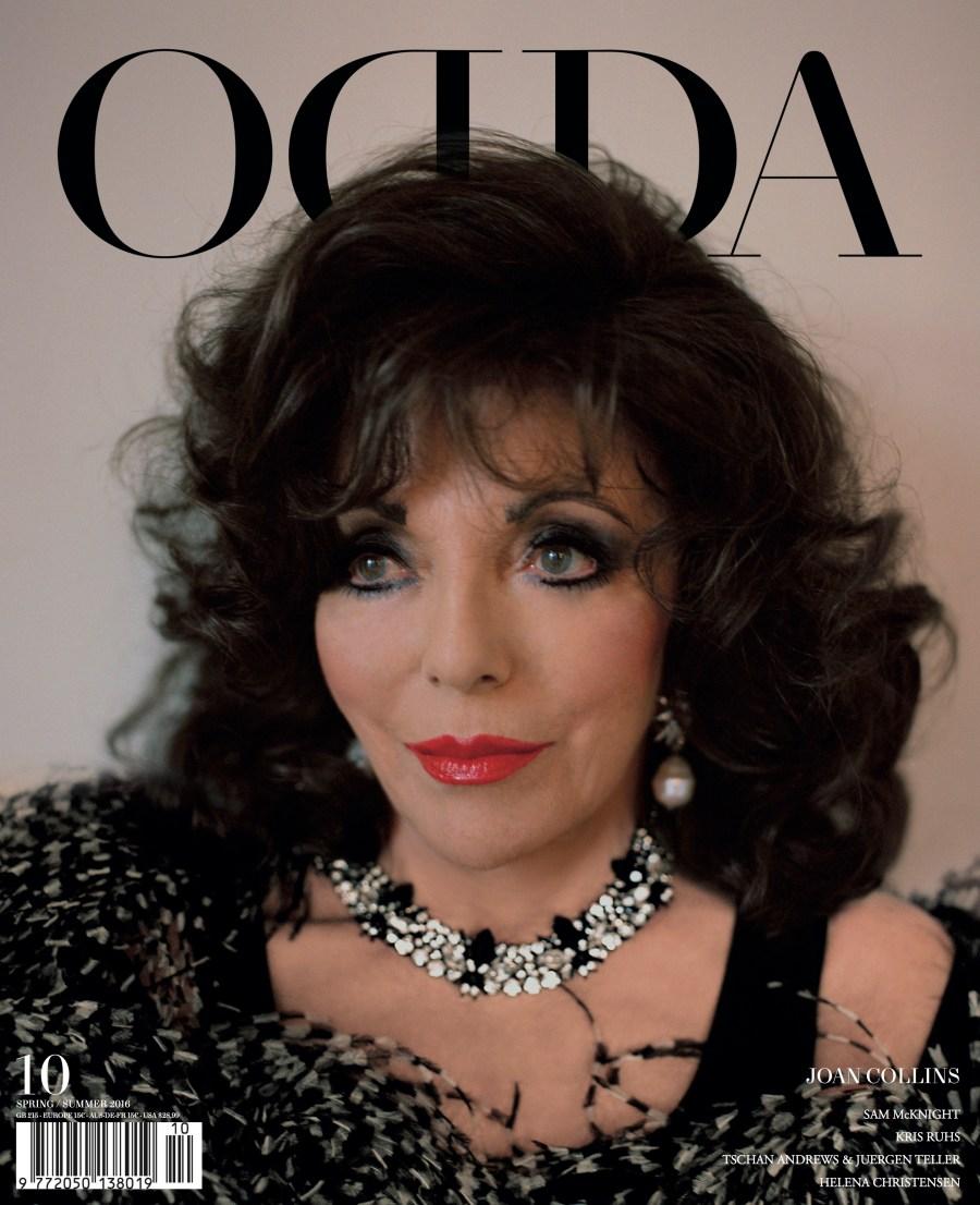 Joan Collins for ODDA 10 Tributes