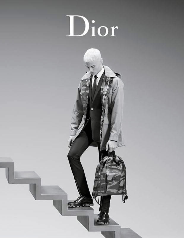 Dior Homme Spring:Summer 2016 Campaign (2)