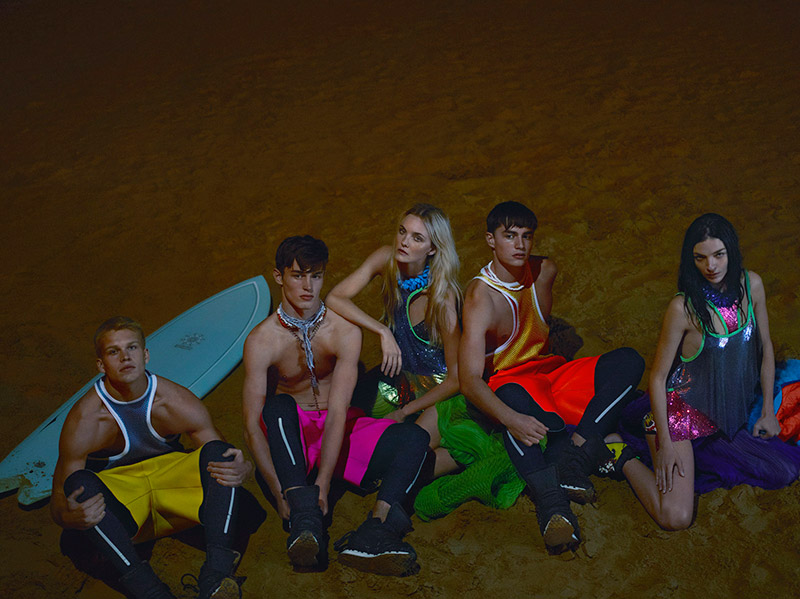 Dsquared2 Spring:Summer 2016 Campaign (1)