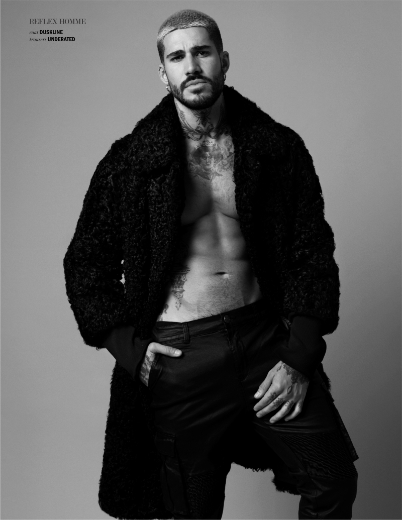 Fabian Domenech for REFLEX HOMME 5