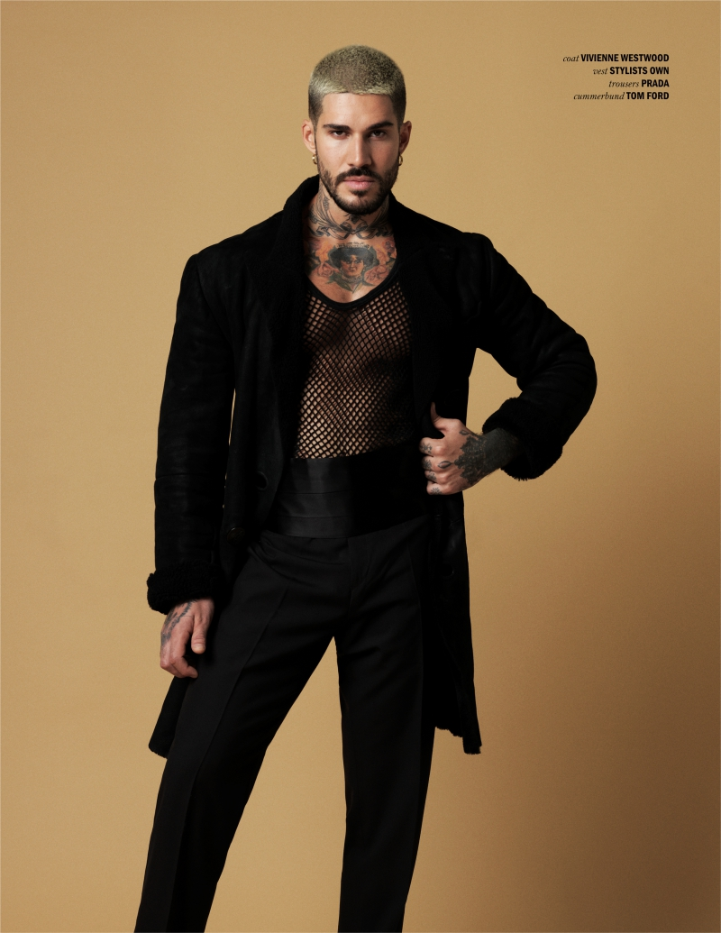 Fabian Domenech for REFLEX HOMME 8
