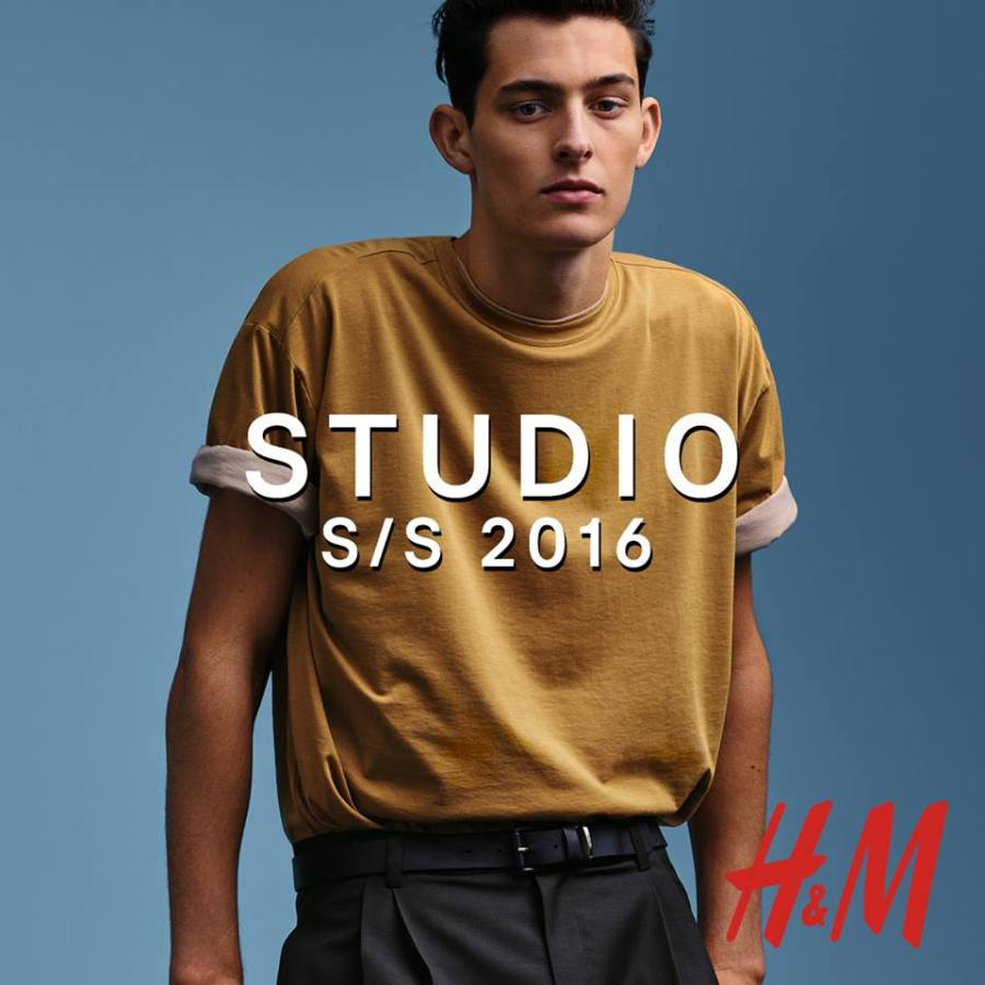 Don't miss the #HMStudioSS16 collection that captures the new take on classic menswear. #HM http://hm.info/135dr