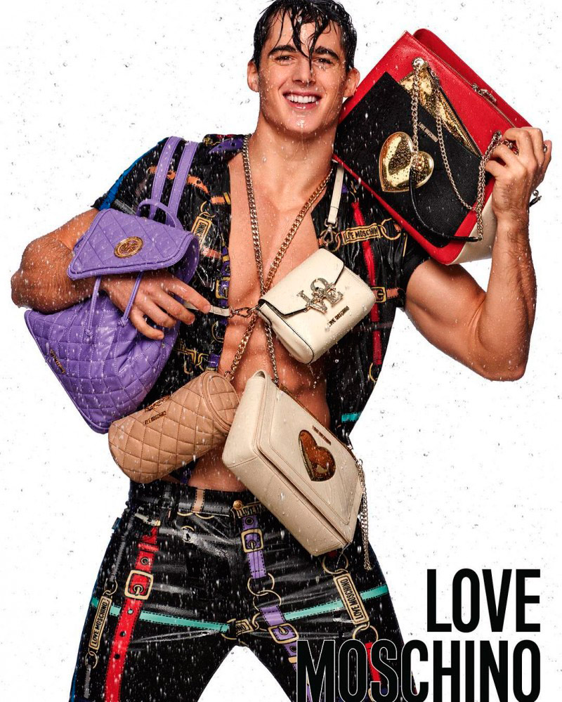 I Love Moschino Spring:Summer 2016 Campaign (1)