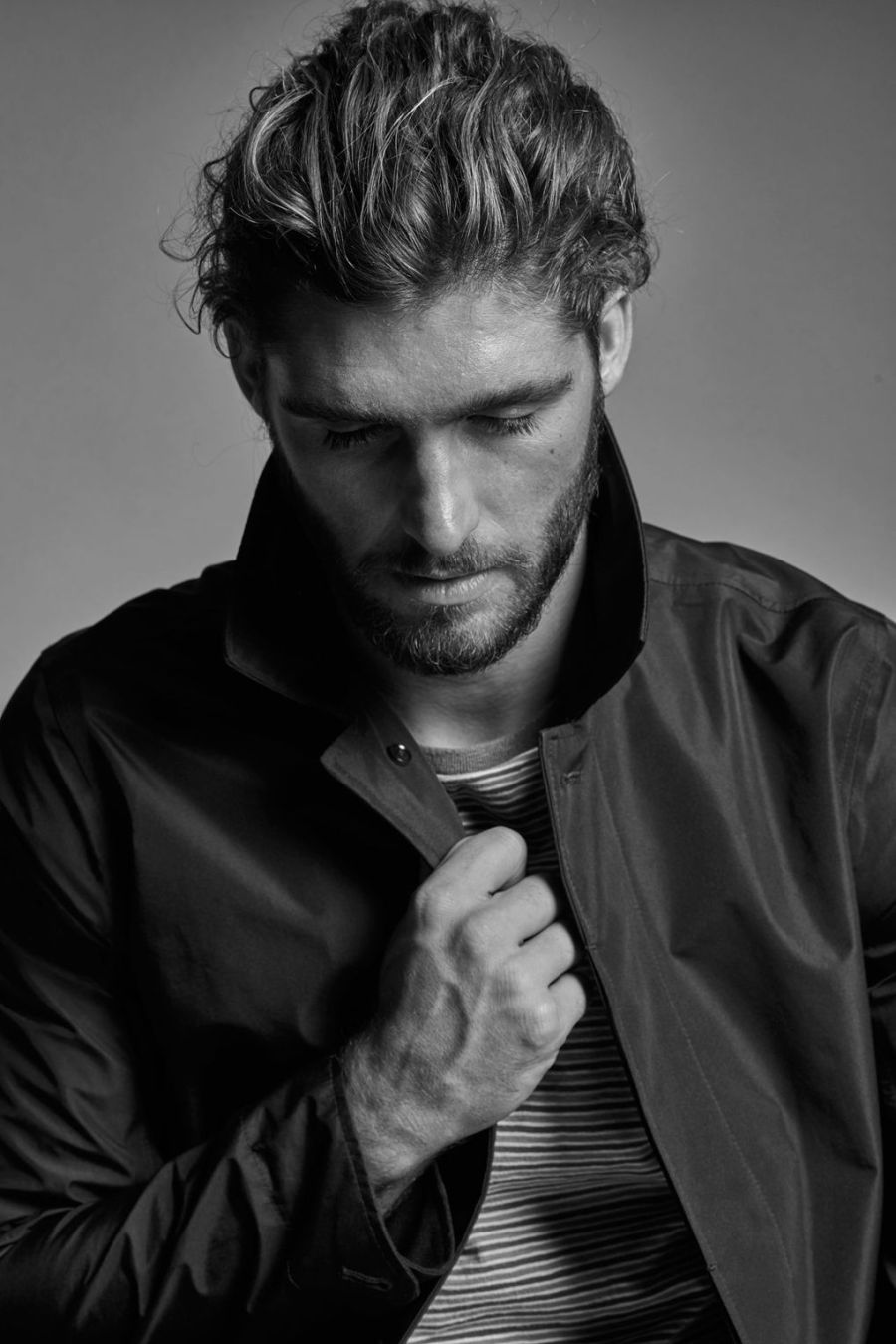 ABERCROMBIE & FITCH GETS SLEEK FOR SPRING:SUMMER 2016 (1)