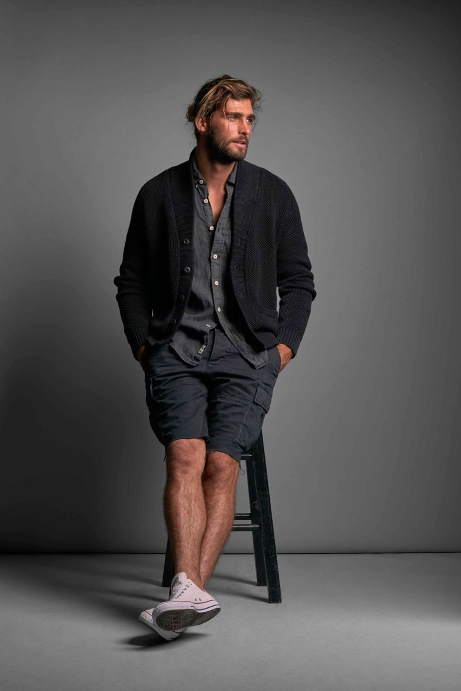 ABERCROMBIE & FITCH GETS SLEEK FOR SPRING:SUMMER 2016 (3)